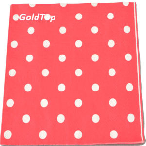 33*33cm Paper Napkins Cheap Price pictures & photos