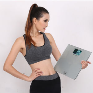 Wholesale Popular Square Digital Scale for Hotel pictures & photos