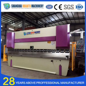 Wc67y CNC Hydraulic Iron Sheet Bending Machine pictures & photos