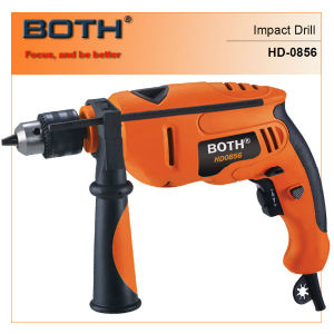 13mm 810W Heavy Duty Impact Drill (HD0856) pictures & photos