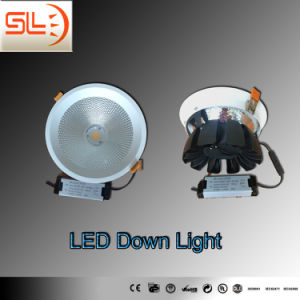 30W COB Chips LED Down Light with CE EMC pictures & photos