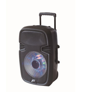 15 Inch Trolley Speaker with LED, Bluetooth Battery Inside Cx-23 pictures & photos