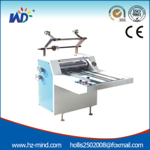 Wd-F720 Hydraulic Laminating Machine pictures & photos