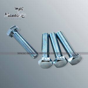 Factory Price DIN Steel Fastener Hex Head Bolt (HX021-2)