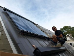 Solar Keymark, SRCC & As2712 Approved Solar Energy Water Heater (APSE-30) pictures & photos