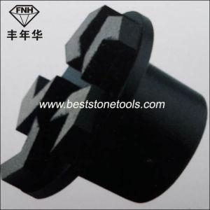 CD-41 Diamond Grinding Plugs 3 Inch 5 Arrow Seg pictures & photos