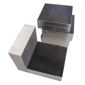 Metal Honeycomb Substrate for Vehicle Exhaust System pictures & photos