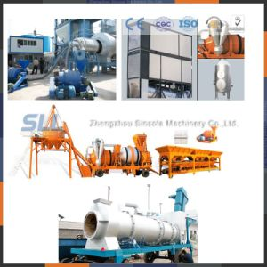 Portable Used Asphalt Mixing Plant for Building Construction pictures & photos