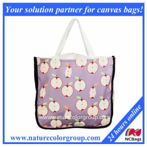 Promotion Polyester Leisure Hand Carrier Shopping Tote Bag (SP-5042) pictures & photos