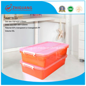 730*425*170mm Plastic Storage Box for Food/Clothes... pictures & photos