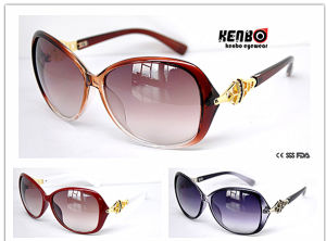Popular Fashion Sunglasses with Nice Hinge for Lady Kp41102 pictures & photos