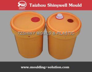 20L Plastic Paint Bucket Mould pictures & photos