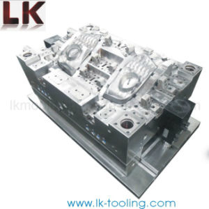 LED Lamp Plastic Housing Injection Moulding pictures & photos