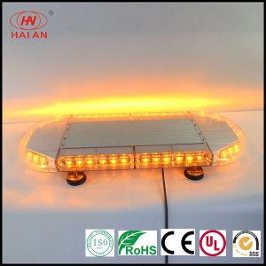Aluminum Body Amber LED Mini Warning Flashing Lightbar pictures & photos