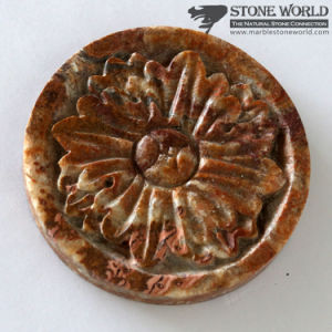 Brown Marble Carving for Home Decoration/Art Collection (SC-007) pictures & photos