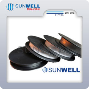 Corrugated Graphite Tape, Sealing Gaskets Tape (SUNWELL) pictures & photos