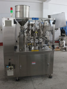 Automatic Plastic/Composite Tube Filler Sealer (GF-40) pictures & photos