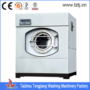 Industrial Hotel/Hosptial/Laundry 100 Kg Stainless Steel Hotel Washer Lavadora pictures & photos