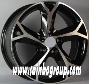OEM Alloy Wheel Made in China pictures & photos