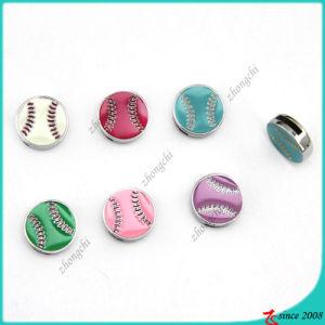 Enamel Softball Slider Charms for Kids Bracelet (SC16040914) pictures & photos