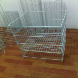 Steel Wire Cage