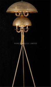 American Country Metal Floor Lamp for Home or Hotel pictures & photos