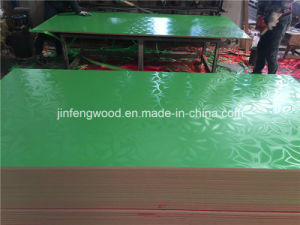 Special Embossment Melamine MDF/ Plain MDF From Factory pictures & photos