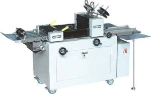 Automatically Binding and Folding Machine (ZX-B) pictures & photos