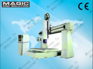 5 Axis CNC Woodworking Machinery