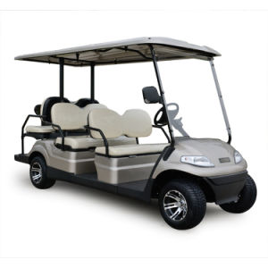 Battery Power 6 Seaters Go Kart pictures & photos