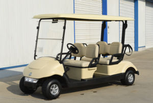 Smart&Multifunctional Electric Vehicle/Battery Car (for Golf) with 4 Seats (EQ9042) pictures & photos