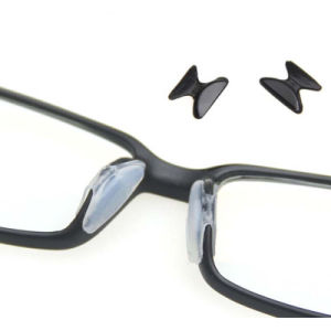 Eco Friendly Silicone Glasses Anti Slip Nose Pads pictures & photos