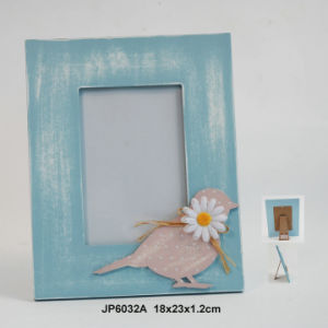 Competitive High-Quality Vintage Wooden Bird Photo Frame pictures & photos