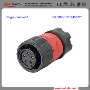 Low Price 5 Wire Connector/Types of Cables and Connectors with UL, CE, RoHS pictures & photos