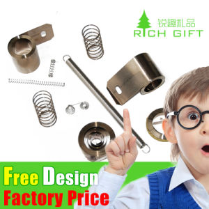 Custom Stainless Steel Fuel Spring Hose Clamps pictures & photos