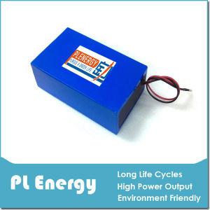 Lithium 12V Solar Street Light Battery Pack 40ah