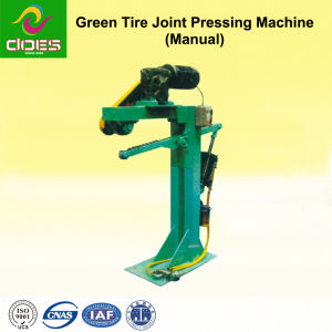 Joint Pressing Machine for Green Tire with 350# pictures & photos