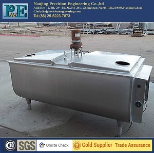 Customized Stainless Steel Tank Sheet Metal Fabrication pictures & photos