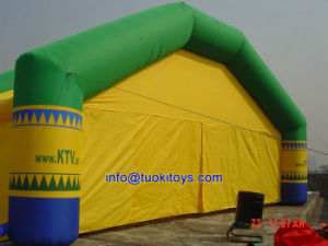 Colorful Inflatable Tent for Kids (A739) pictures & photos