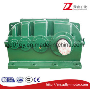 Zs Series Hard Tooth Surface Triple Stage Cylindrical Gear Box pictures & photos