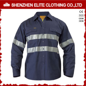 Breathable Mechanic Reflective Tape Work Shirts Wholesale pictures & photos