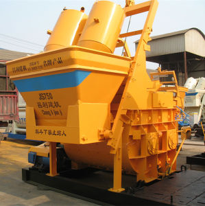 Js750 Horizontal Twin-Shaft Concrete Mixer for Sale pictures & photos