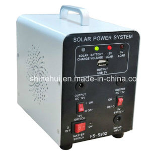 Free Power Solar System for Home pictures & photos