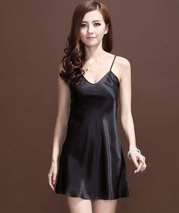 Fast Shippping Sexy Women′s Nightgown Sleepwear (53018) pictures & photos