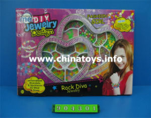 Cheap Toy DIY Bead Bracelet Maker (904301) pictures & photos