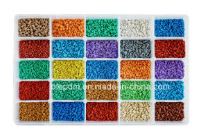 Colored EPDM Granules with High Elastic for Rubber Flooring