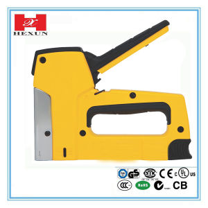 High Quality Tacker Staple Gun pictures & photos