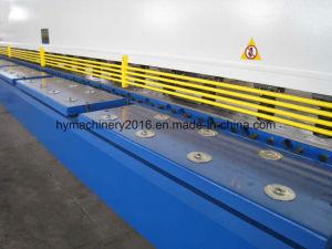 QC12Y-6X4000 Metal Sheet Guillotine Shearing Machine, Metal Sheet cutting machine pictures & photos