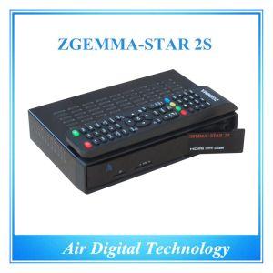 Zgemma-Star 2s Satellite Receiver HD DVB S DVB S2 Twin Tuner Satellite Decoder No Dish FTA with IPTV pictures & photos