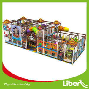 Pirate Ship Commercial Indoor Playgrounds for Kids pictures & photos